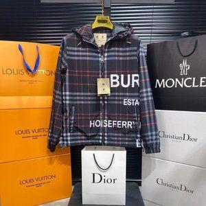 Burberry For Men New Season Rain Coat